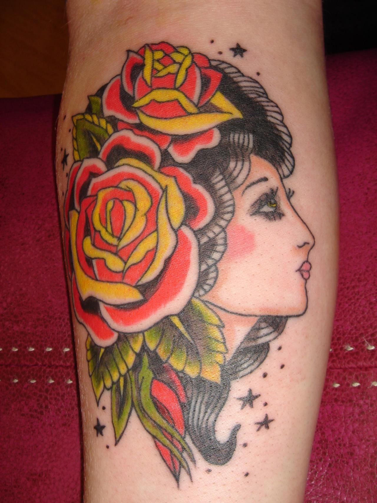 Leavenworth Tattoo Piercing Haus Geishas Tattoo Gallery